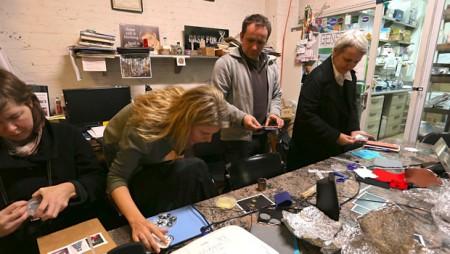 Heather Barnett Slime Mold Workshop